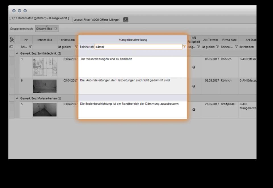 docma MM - Strukturierte Ablage - Informationen schnell finden