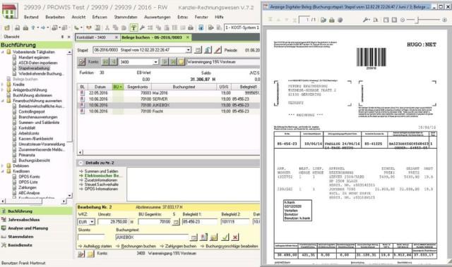 Datev Rechnungswesen